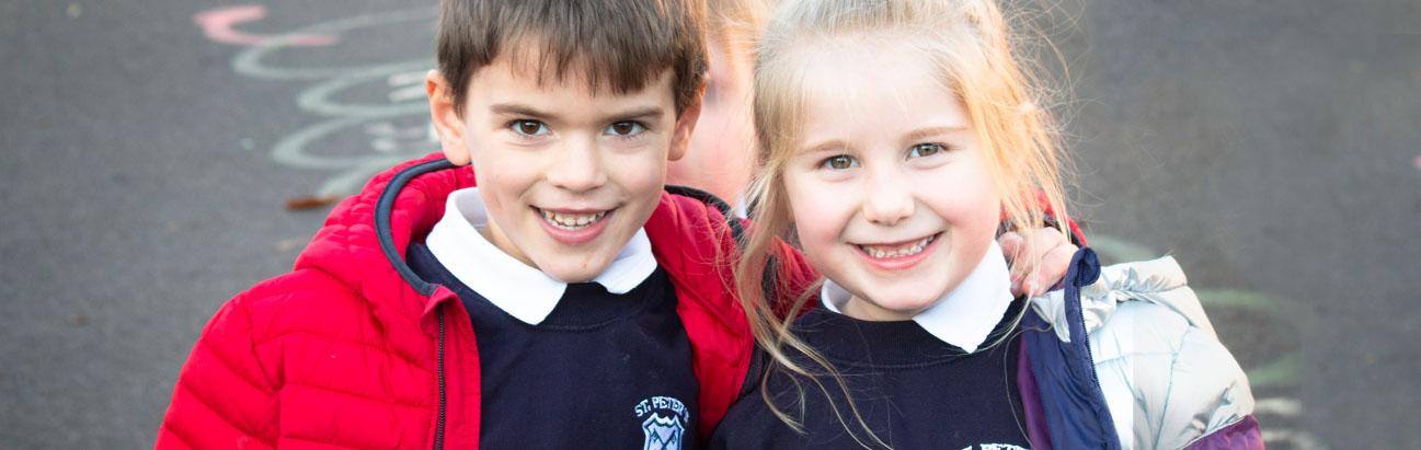 St Peter's CE Primary & Nursery School